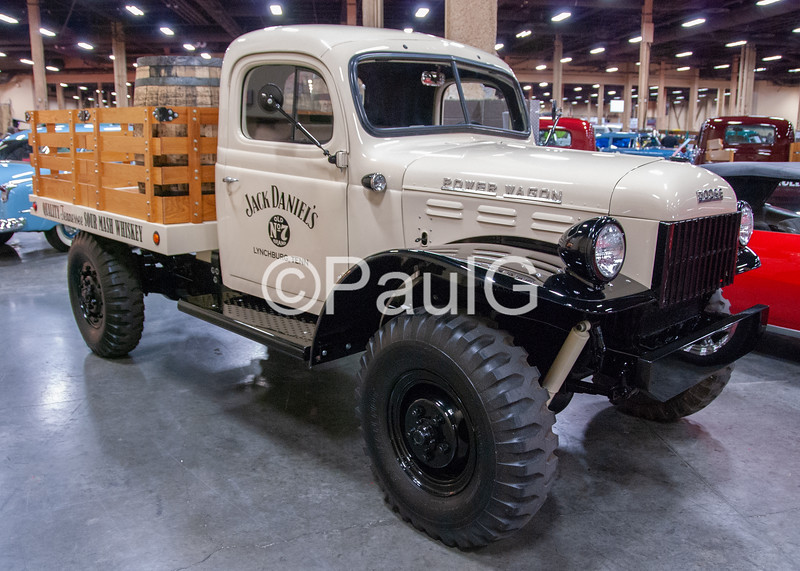 1949 Dodge Series B Power Wagon Stake