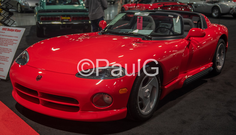 1992 Dodge Viper RT/10 2-Door Roadster