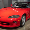 1992 Dodge Viper Test Vehicle 5 2-Door Coupe