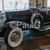 1932 Duesenberg Model J Convertible Sedan