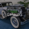 1931 Duesenberg Model J Holbrook Sedan