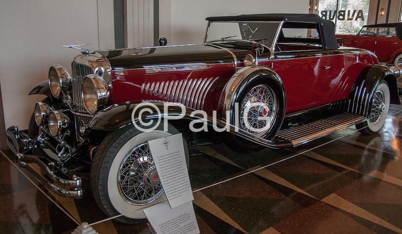 1931 Duesenberg Model J Murphy Convertible Coupe