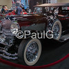 1929 Duesenberg Model SJ Lebaron Sweep Panel Dual Cowl Phaeton