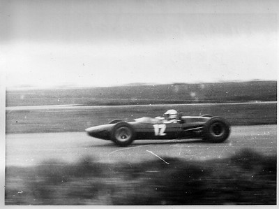 Piers Courage, BRM