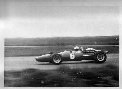 Mike Parks Ferrari