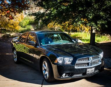 Deirdre's Dodge Charger RT