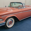 1958 Edsel Citation 2-Door Convertible