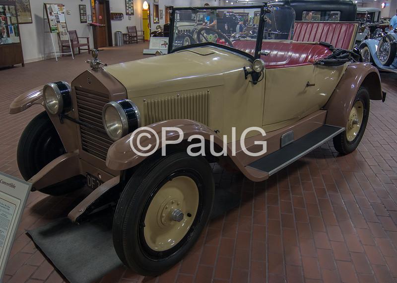 1925 Essex Custom Roadster Convertible
