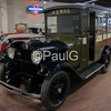 1929 Essex Dover US Mail Truck