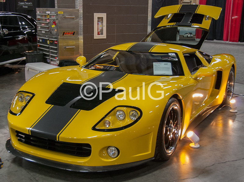2008 Factory Five GTM 2-Door Coupe