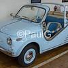 1970 Fiat 500 Mare Lusso