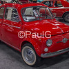 1964 Fiat 500 Convertible