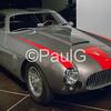 1954 Fiat 8V Coupe