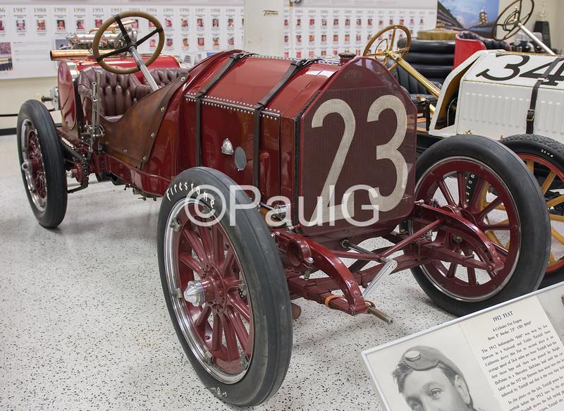 1912 Fiat Race Car