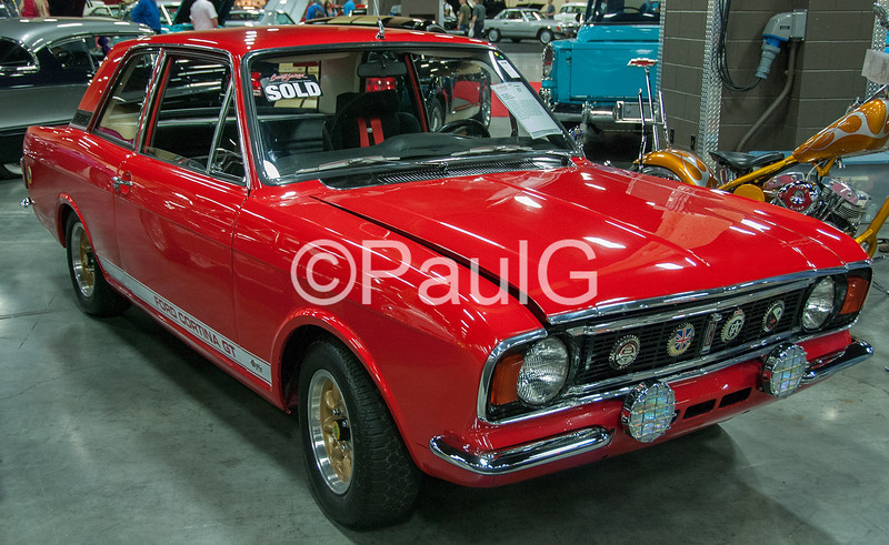 1967 Ford Cortina GT 2Dr Coupe