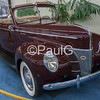 1940 Ford Deluxe V-8 Convertible