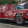 Ford F-750 Fire Truck