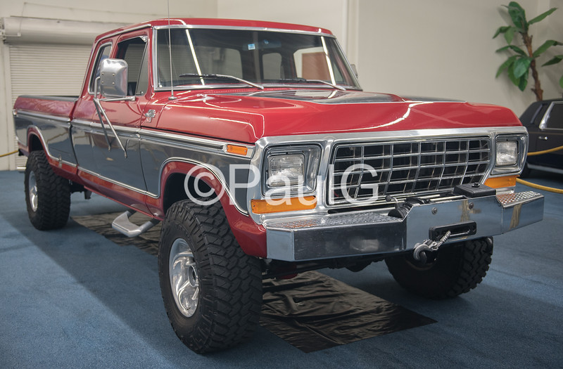 1978 Ford F-250 King Cab