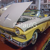 1957 Ford Fairlane 500 Sunliner Convertible