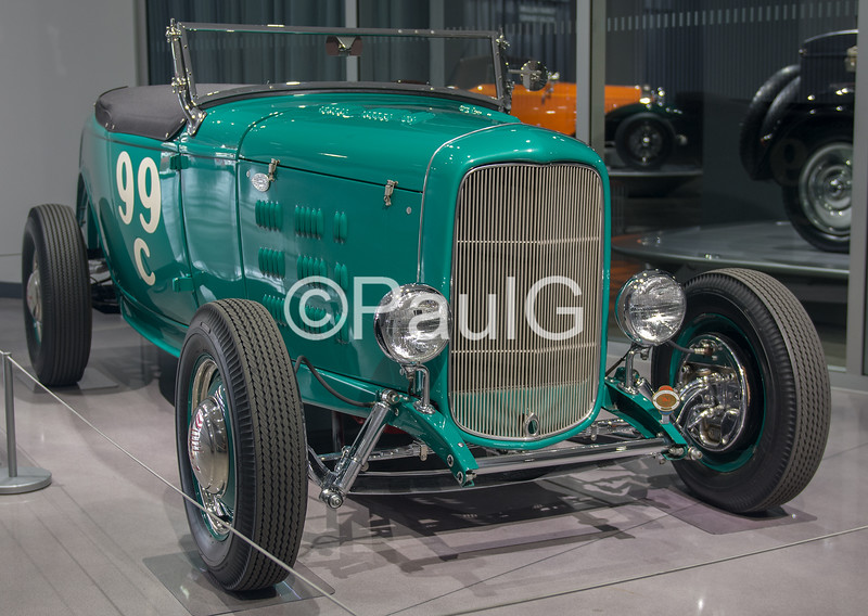 1932 Ford Ray Brown Roadster