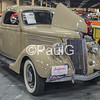 1936 Ford Model 68 3-Window Coupe