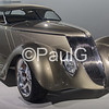1936 Ford Model 68 Roadster Impression by Foose