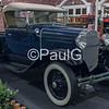 1931 Ford Model A Deluxe Roadster Pickup
