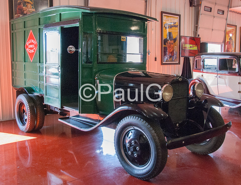 1931 Ford Model AA Delivery Truck