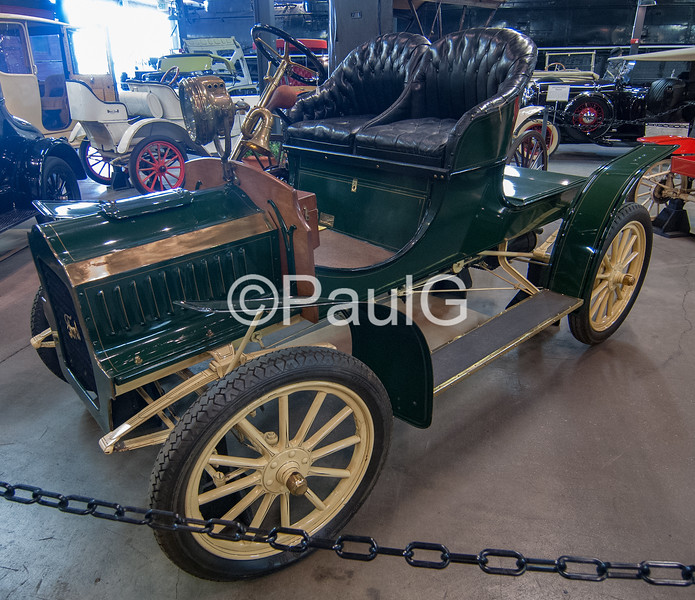 1905 Ford Model C Runabout