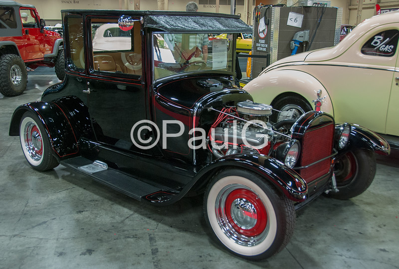 1927 Ford Model T 2Dr Coupe