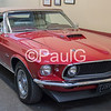 1969 Ford Mustang GT Convertible