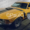 1970 Ford Mustang Fastback Boss 302
