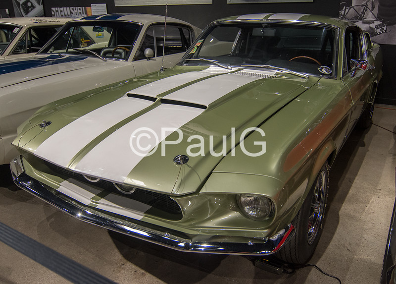 Ford Mustang Fastback Shelby