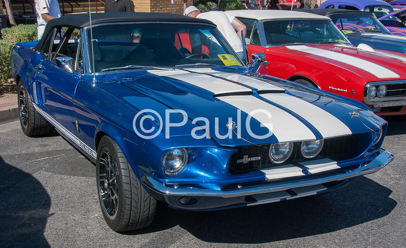 1967 Ford Mustang Shelby GT500 Convertible
