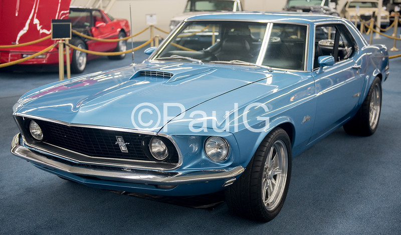 1969 Ford Mustang Sport Coupe