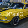 1967 Ford Mustang Fastback Shelby GT350