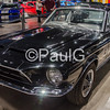 1968 Ford Mustang Fastback Shelby GT350