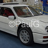 1986 Ford RS200 Group B Road Version Rally Car