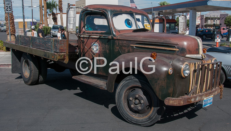 1946 Ford 1.5 Ton Truck