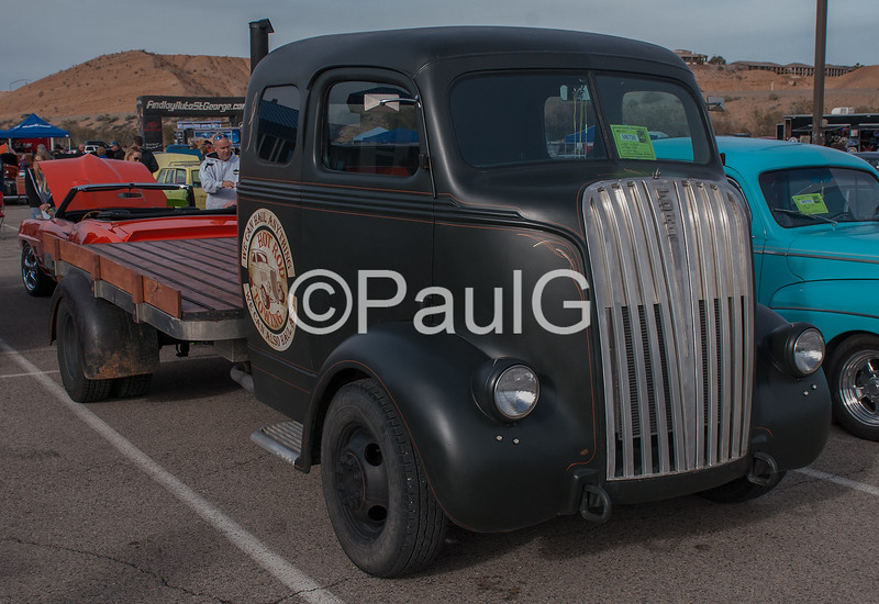 1941 Ford COE Flatbed
