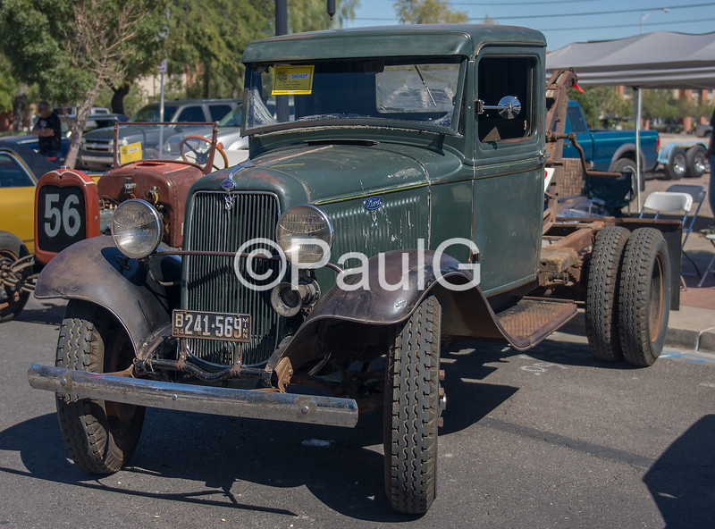1934 Ford 1.5 Ton Tow Truck
