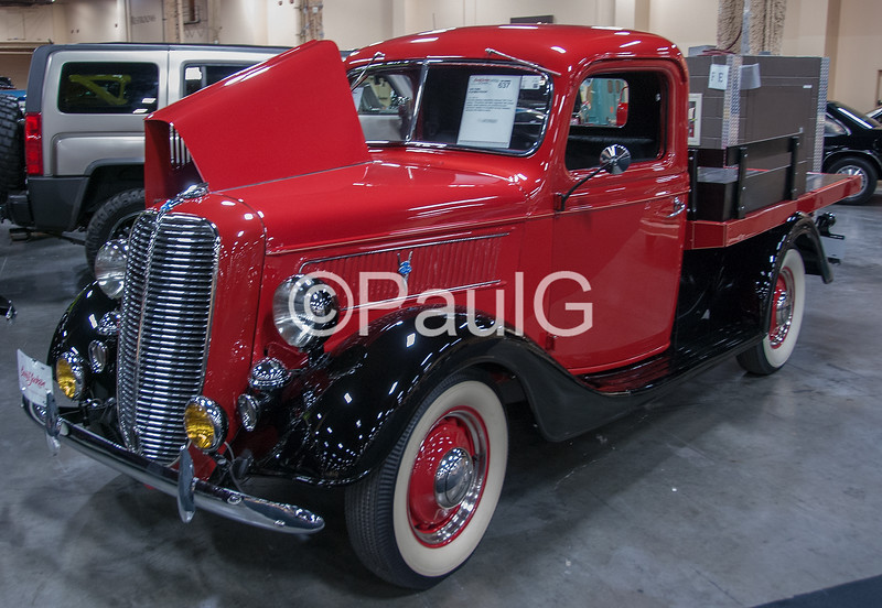 1937 Ford Flatbed Pickup