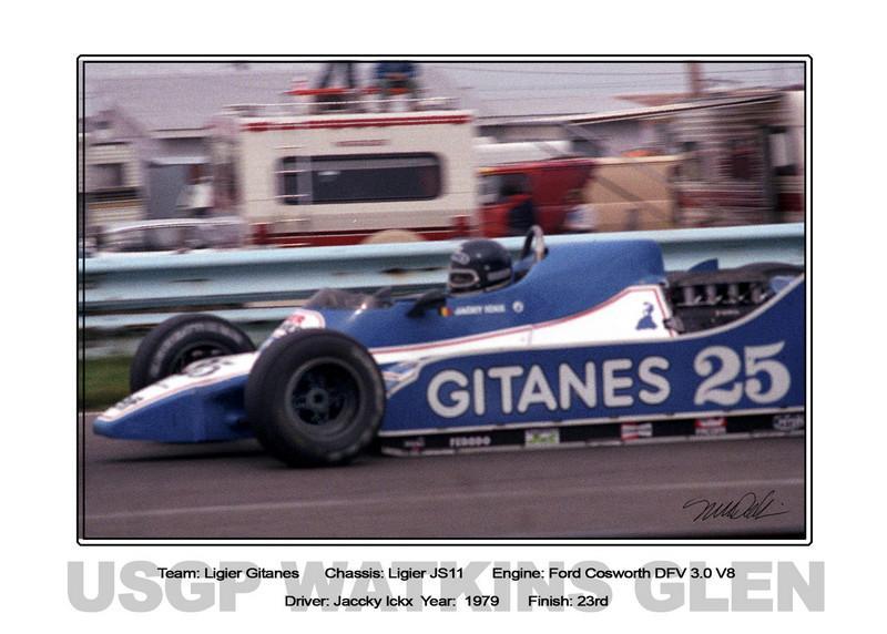 010 Ickx  Ligier Gitanes 79