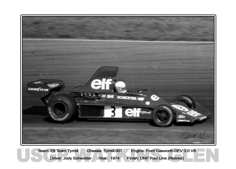 056 Scheckter Elf Tyrrell 74