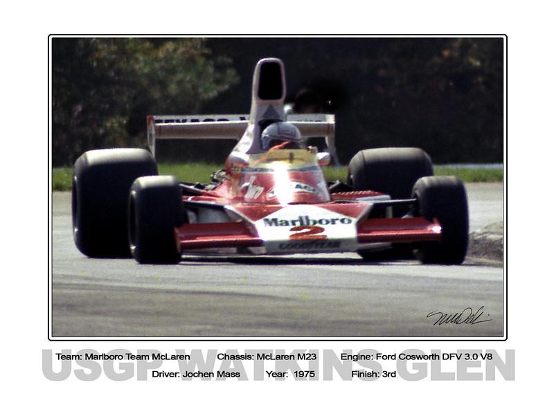 110  Mass McLaren Marlboro 75