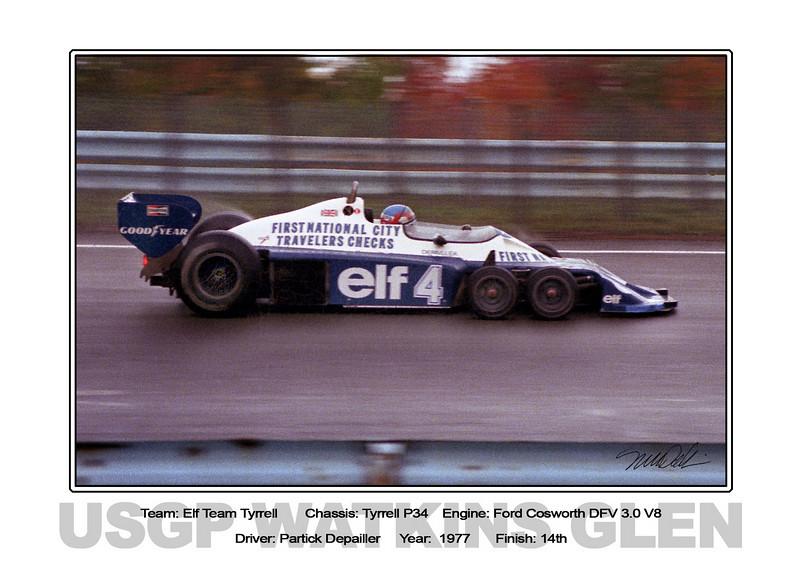 076 Depailler Tyrrell 77