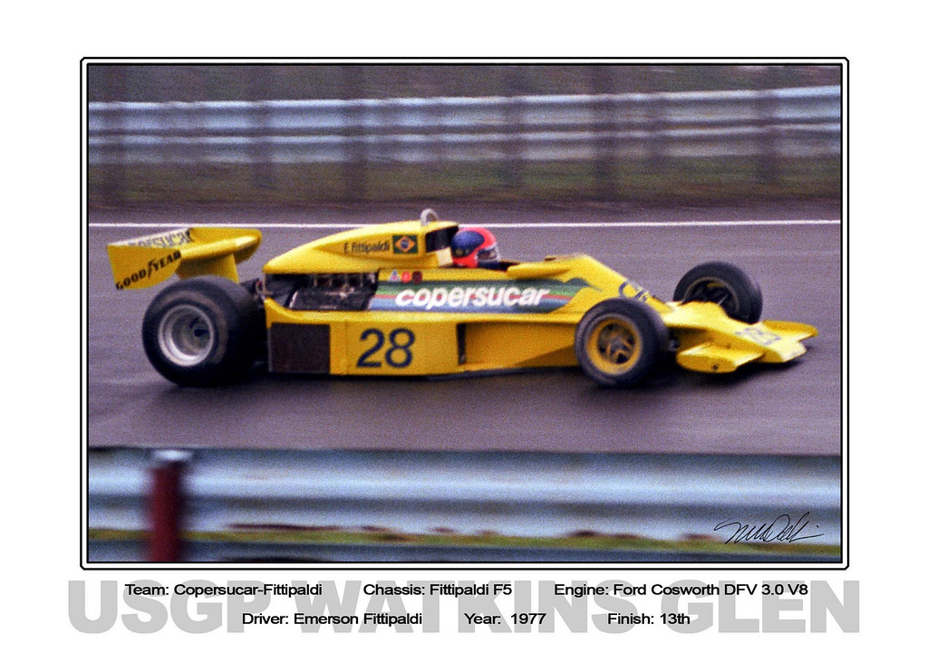 074 Fittipaldi Copersucar 77