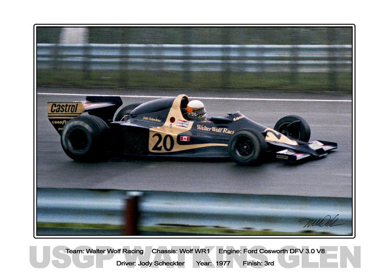 084 Scheckter Wolf 77