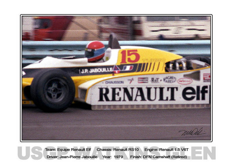 009 Jabouille Renault 79