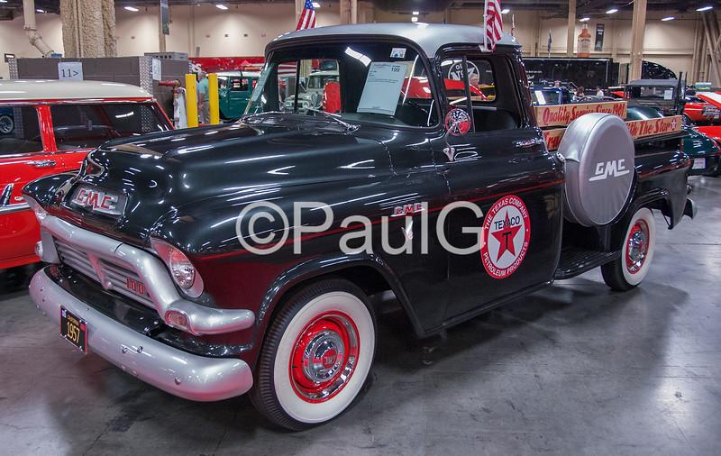 1957 GMC 100 Pickup